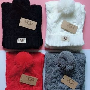 Other - Uggs Hat and Scarf